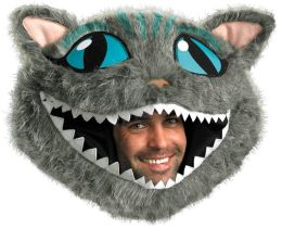 Alice In Wonderland - Cheshire Cat Headpiece (Adult)