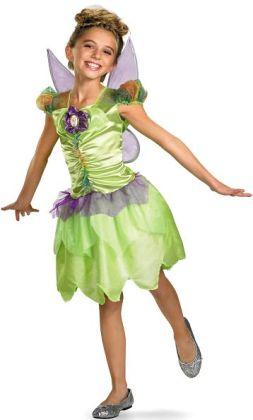 Disney Fairies - Tinker Bell Rainbow Classic Toddler / Child Costume: Medium (7/8)