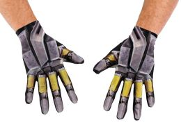 Transformers 3 Dark Of The Moon Movie - Bumblebee Adult Gloves: One-Size