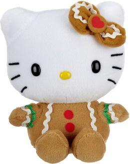Hello Kitty Christmas Mini Plush Sweet Gingerbread