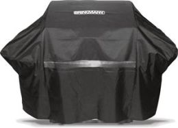 Brinkmann 812-9096-S 65 in. Premium Grill Cover- Black