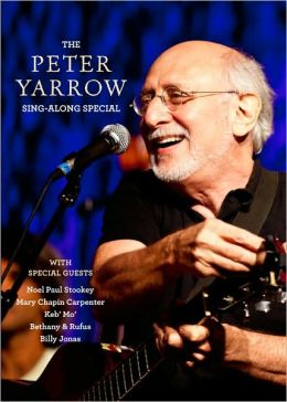 Peter Yarrow Sing-Along Special DVD