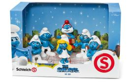 Smurf Set Movie