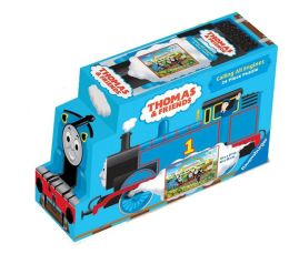 Thomas & Friends Calling All Engines 24 Piece Floor Puzzle in a Special Shaped Box