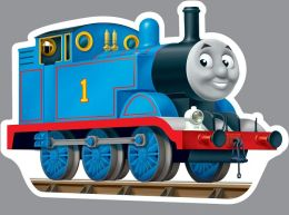Thomas & Friends 24 Piece Shaped Floor Puzzle, Thomas the Tank Engine