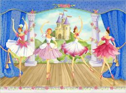Fairytale Ballet - 60 piece puzzle