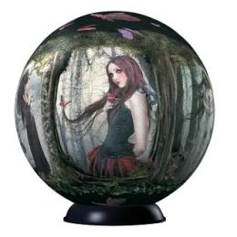 Dusky Dream World (Gothic) 540 pc puzzleball
