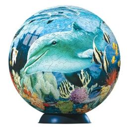 Underwater World 540 pc puzzleball