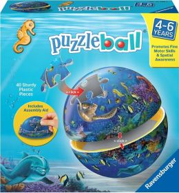 Underwater World 40 Piece Puzzleball