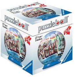 New York City 54 piece puzzleball