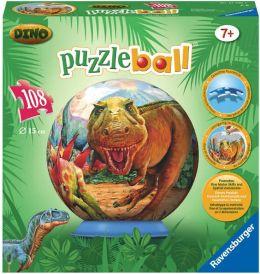 Dinosaurs 108 Piece Puzzleball