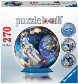 Outer Space 270 Piece Puzzleball