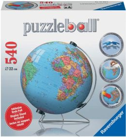 Globe 540 Piece Puzzleball