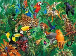 Jungle - 300 piece puzzle