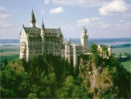 Neuschwanstein Beauty 300 Piece Large Format Puzzle