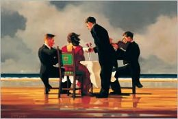 Jack Vettriano: Eulogy for a Dead Admiral 1500 Piece Puzzle