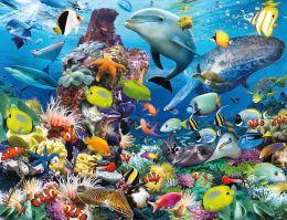 Underwater 2000 Piece Puzzle