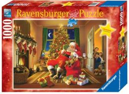 Santa's Caught 1000 Piece Puzzle