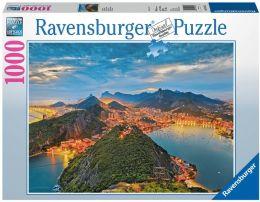 Guanabara Bay, Rio de Janeiro 1000 Piece Puzzle