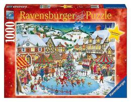 Joy of Christmas 1000 piece puzzle