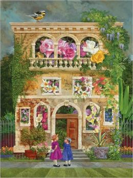 Colorful Garden - 1000 piece puzzle
