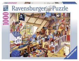 Grandma's attic 1000 Piece Puzzle