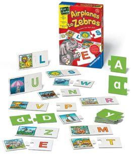 Airplanes to Zebras - Discover the Alphabet