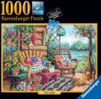 Product Image. Title: The Lodge 1000 piece puzzle