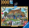 Product Image. Title: Wisteria Cottage 1000 piece puzzle