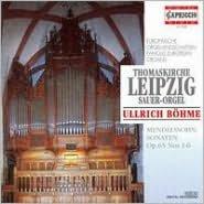 Mendelssohn: Sonatas, Op. 65