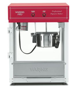 Waring Pro WPM40 Professional Popcorn Maker - Chili Red