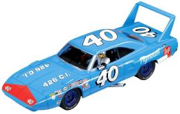 Carrera Evolution Plymouth Superbird No. 40 Slot Car