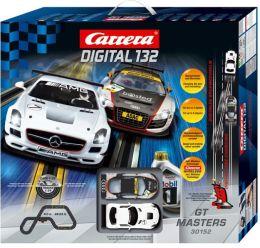 Carrera Digital 1:32 Slot Cars - GT Masters