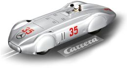 Carrera Digital 1:32 Slot Cars - Mercedes W 125 Stromlinie AVUS 1937
