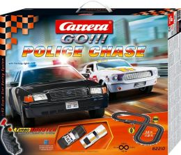 Carrera Go!! Police Chase Racing Slot Car Set