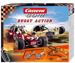 GO!!! Carrera Digital 1:43 Slot Cars - Buggy Action