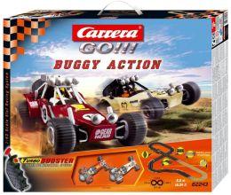 GO!!! Carrera Digital 1:43 Slot Cars - Buggy Action