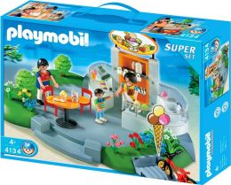 Playmobil Super Set Ice Cream Parlor