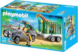 Playmobil Zoo Vehicle