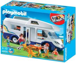 Playmobil Family Motorhome