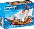 Product Image. Title: Playmobil Red Serpent Pirate Ship