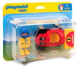 Playmobil 1-2-3 Race Car