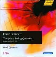 Schubert: Complete String Quartets; String Quintet, D. 956 [Box Set]
