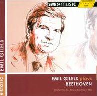 Emil Gilels plays Beethoven