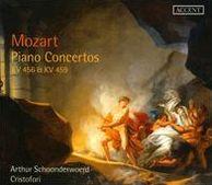 Mozart: Piano Concertos, KV 456 & KV 459
