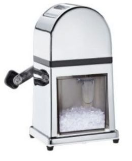Cilio by Frieling Ice Crusher Deluxe w/ ice scoop 5in. x 6 1/2in. x 10 1/2in. C203332