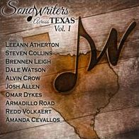 Songwriters Across Texas, Vol. 1