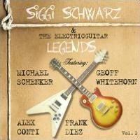 The Siggi Schwarz & the Electricguitar Legends, Vol. 1