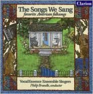The Songs We Sang: Favorite American Folksongs