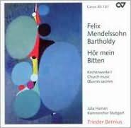 Mendelssohn: Hör mein Bitten